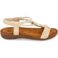 Sapatos Mulher Sandálias Clowse VR1-261 Beige