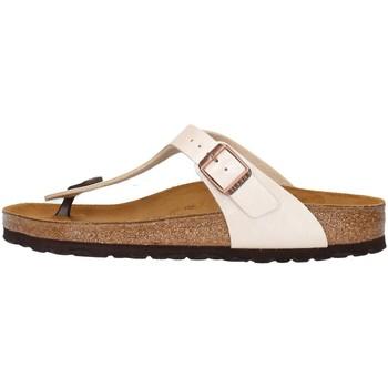 Sapatos Mulher Chinelos Birkenstock 943871 Branco