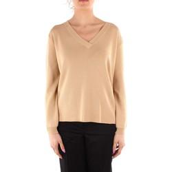 Textil Mulher camisolas Friendly Sweater C210-659 Bege