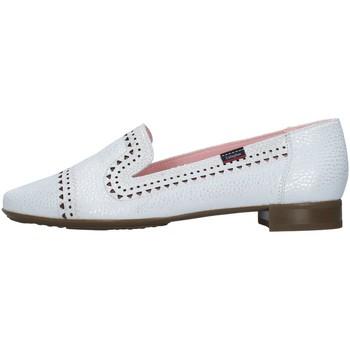 Sapatos Mulher Mocassins CallagHan 98961 Prata