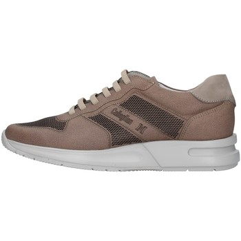 Sapatos Homem Sapatilhas CallagHan 91314 Bege