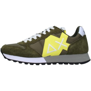Sapatos Homem Sapatilhas Sun68 Z31110 Verde