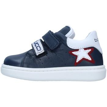 Sapatos Rapaz Sapatilhas Balducci MSPO3600B Azul