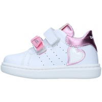 Sapatos Rapariga Sapatilhas Balducci MSPO3603R Branco
