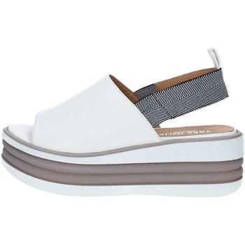 Sapatos Mulher Sandálias Tres Jolie 1901/FOX Branco