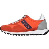 Sapatos Homem Sapatilhas Blauer S1DAWSON01/NYS Laranja
