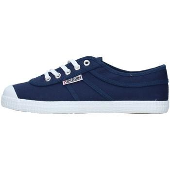 Sapatos Homem Sapatilhas Kawasaki K192495 Azul