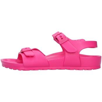 Sapatos Rapariga Sandálias Birkenstock 1015463 Rosa