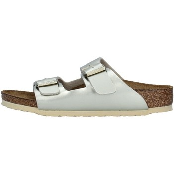 Sapatos Rapariga Chinelos Birkenstock 1014841 Ouro