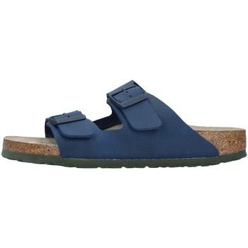 Sapatos Homem Chinelos Birkenstock 1019681 Azul