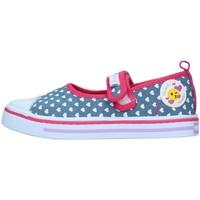 Sapatos Rapariga Sapatilhas de ténis Primigi 7445500 Azul