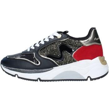 Sapatos Mulher Sapatilhas Manila Grace W0DS023LU Preto