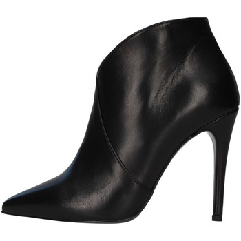 Sapatos Mulher Botas baixas Paolo Mattei 14010 Preto