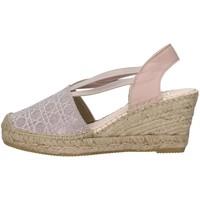 Sapatos Mulher Sandálias Vidorreta 05500 Rosa
