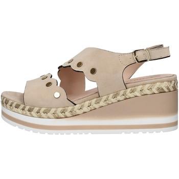 Sapatos Mulher Sandálias Melluso R70742 Castanho