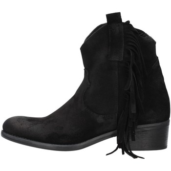 Sapatos Mulher Botins Zoe VALENCIA08 Preto