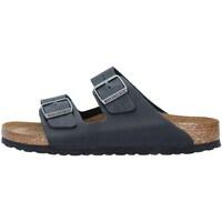 Sapatos Chinelos Birkenstock 752483 Preto
