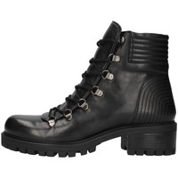 Sapatos Mulher Botas baixas Albano 1002 Preto
