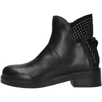 Sapatos Mulher Botins Hl - Helen 402 Preto