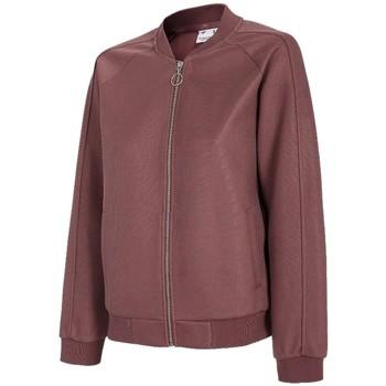Textil Mulher Casacos fato de treino 4F Women's Sweatshirt Bordeaux