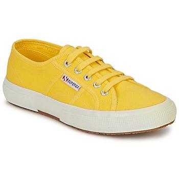 Sapatos Mulher Sapatilhas Superga 2750 CLASSIC Amarelo