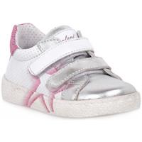 Sapatos Rapariga Sapatilhas Grunland ARGENTO 88NOON Grigio