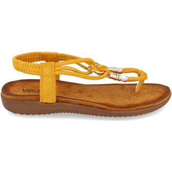 Sapatos Mulher Sandálias Clowse VR1-260 Amarillo