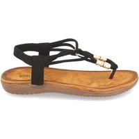 Sapatos Mulher Sandálias Clowse VR1-260 Negro