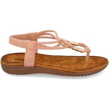 Sapatos Mulher Sandálias Clowse VR1-260 Rosa