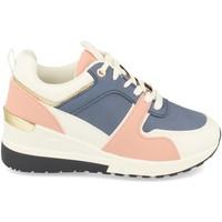 Sapatos Mulher Sapatilhas Buonarotti 1CD-1094 Rosa