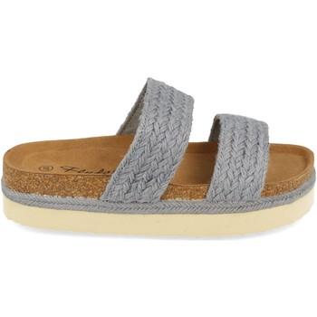 Sapatos Mulher Sandálias Ainy M180 Azul