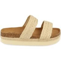 Sapatos Mulher Sandálias Ainy M180 Beige