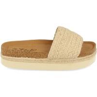 Sapatos Mulher Sandálias Ainy M181 Beige