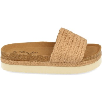 Sapatos Mulher Sandálias Ainy M181 Taupe