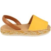 Sapatos Mulher Sandálias Milaya 3S11 Amarillo
