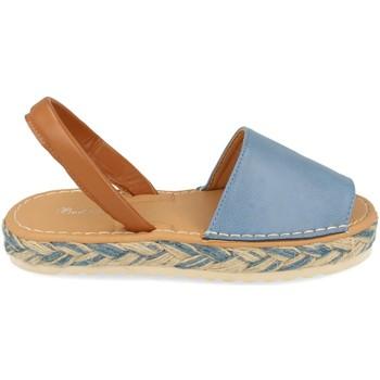 Sapatos Mulher Sandálias Milaya 3S11 Azul