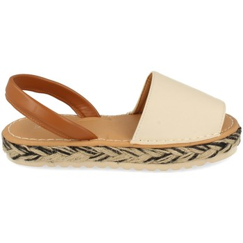 Sapatos Mulher Sandálias Milaya 3S11 Beige