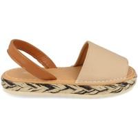 Sapatos Mulher Sandálias Milaya 3S11 Camel