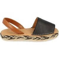Sapatos Mulher Sandálias Milaya 3S11 Negro