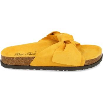 Sapatos Mulher Sandálias Milaya 3S12 Amarillo