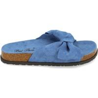 Sapatos Mulher Sandálias Milaya 3S12 Azul