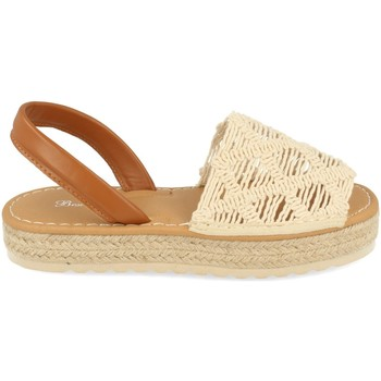 Sapatos Mulher Sandálias Milaya 3S16 Beige