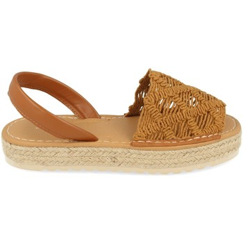 Sapatos Mulher Sandálias Milaya 3S16 Camel