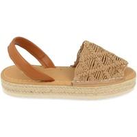 Sapatos Mulher Sandálias Milaya 3S16 Kaki