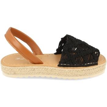 Sapatos Mulher Sandálias Milaya 3S16 Negro