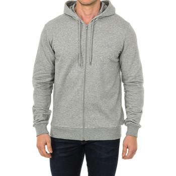 Textil Homem Sweats Armani jeans Sudadera con capucha Cinza