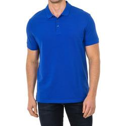 Textil Homem Polos mangas curta Armani jeans Polo manga corta Azul