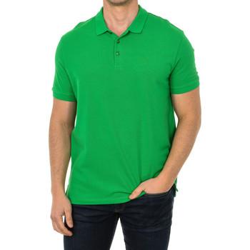 Textil Homem Polos mangas curta Armani jeans Polo manga corta Verde