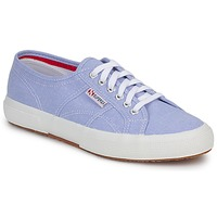 Sapatos Sapatilhas Superga 2750 COTUSHIRT Azul / Claro