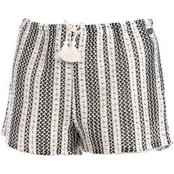 Textil Mulher Shorts / Bermudas Teddy Smith  Bege